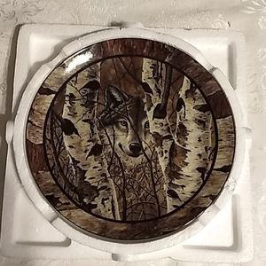 Timeless Watch Ltd Ed Plate by David Wenzel